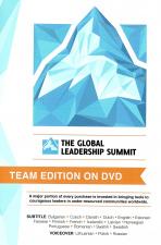 2014 m. Pasaulinės lyderystės konferencijos DVD