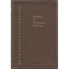 Biblija. Maža ekumeninė
