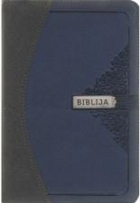 Biblija. Kanoninė su užtrauktuku