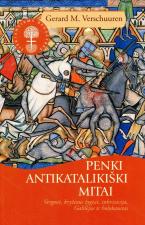 "Gerard M. Verschuuren ""Penki antikatalikiški mitai"""