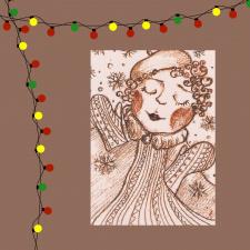 Atvirukas_Kalėdų šiluma Nr.10