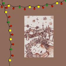 Atvirukas_Kalėdų šiluma Nr.7