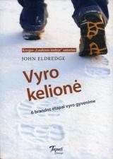 "John Eldredge ""Vyro kelionė"""