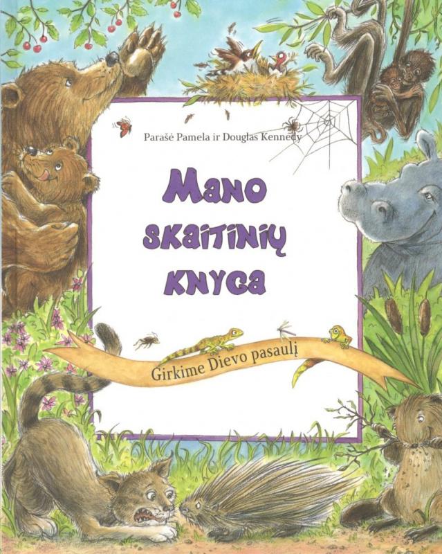 Mano skaitinių knyga