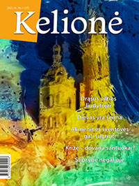 """Žurnalas """"Kelionė"""" 2021 m. Nr. I (17)"""