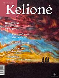 """Žurnalas """"Kelionė"""" 2021 m. Nr. II (18)"""