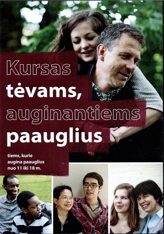 Kursas tėvams, auginantiems paauglius (dalyvio knyga)